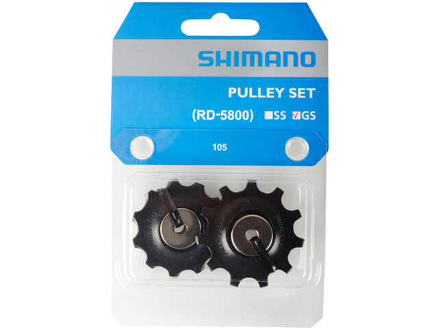 Shimano 105 RD-5800 Schaltungsrollen für 11-fach RD-5800-GS schwarz